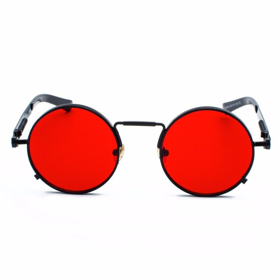 """The Shadow Detective"" Retro Sunglasses"