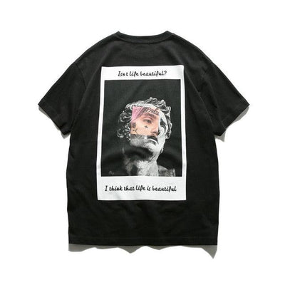 New Classical Graphic Tee