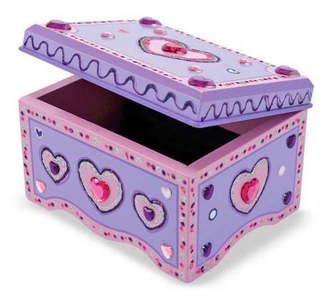 Jewelry Box - DYO