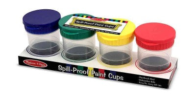 Spill-Proof Paint Cups (Melissa & Doug)