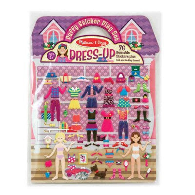Puffy Sticker Play Set - Dress-Up (Melissa & Doug)