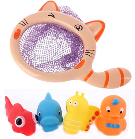 Baby Bath toys for Children Early Childhood Educational Toys Fishing