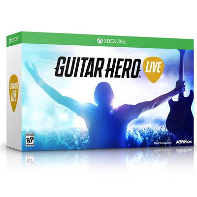 Guitar Hero Live XBOX One Bndl