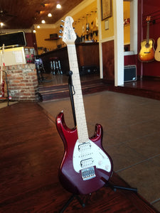 Ernie Ball Music Man Silhouette