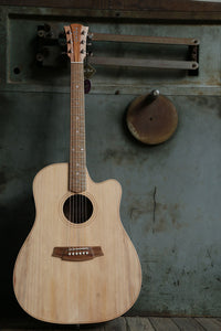 Cole Clark Fat Lady 2 EC - Bunya/Blackwood