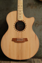 Cole Clark Angel 2 EC - Bunya/Blackwood, Satin Box FB
