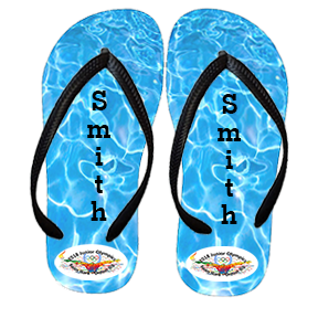 Junior Olympic - Flip Flops - Adult