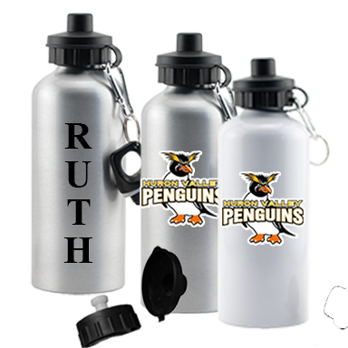HVP - water bottle - Aluminum