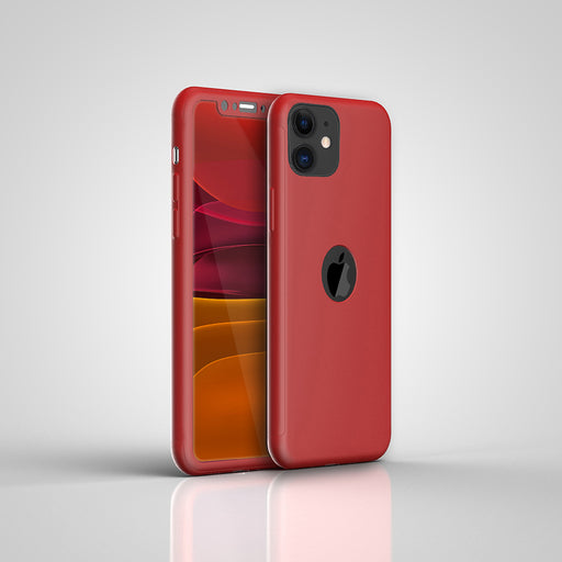 Boîtier rouge Apple iPhone 11
