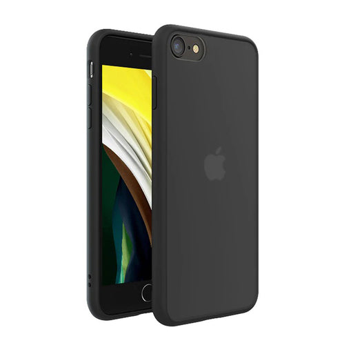 Etui noir Apple iPhone SE 2020