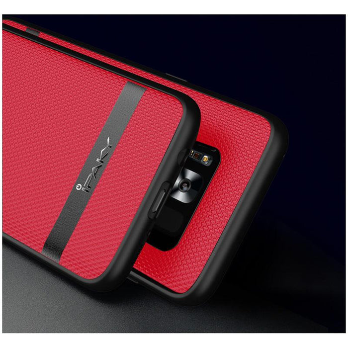 Coque rouge Samsung Galaxy S8 Plus PL