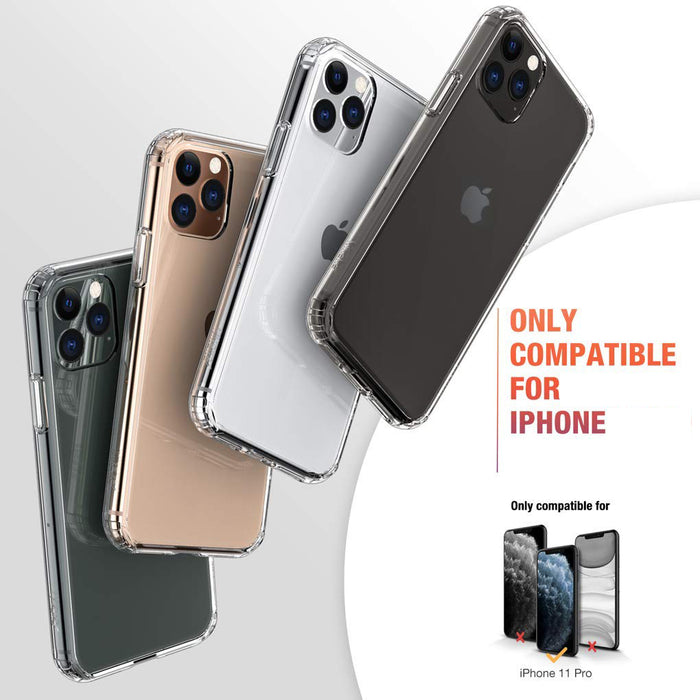 Coque Transparente Apple iPhone 11 Pro Max