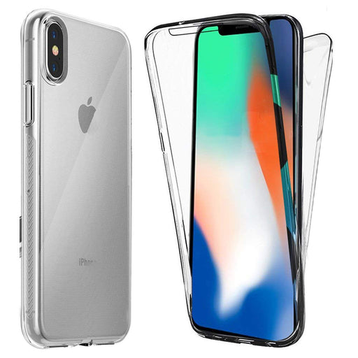 Coque Transparente Apple iPhone XS Max 360
