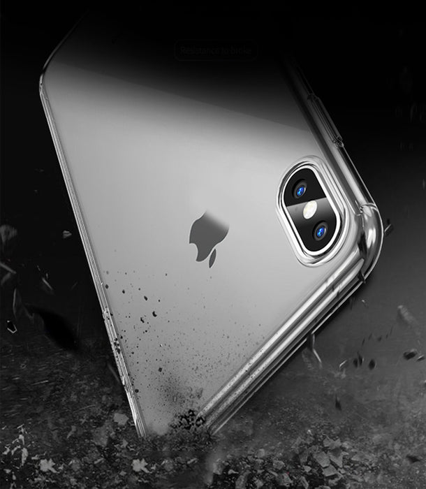 Coque Transparente Apple iPhone XS 360