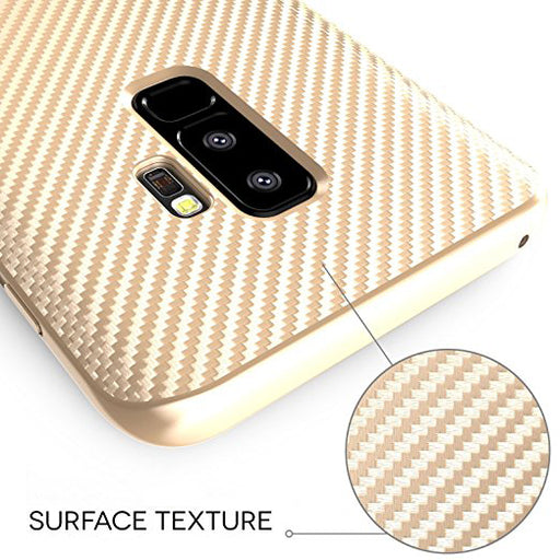 Housse en or Samsung Galaxy S9 Coque§béquille