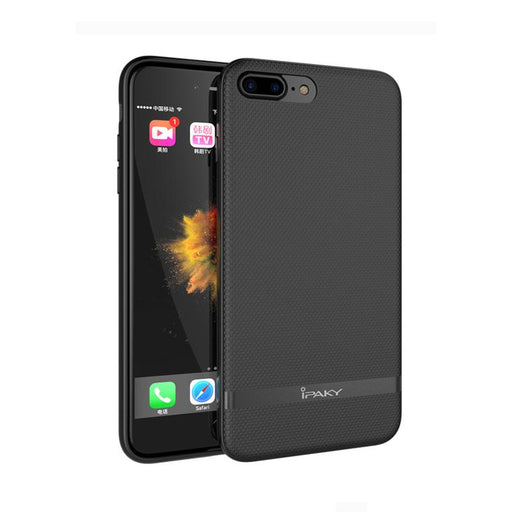 Coque noire Apple iPhone 8 Plus PL
