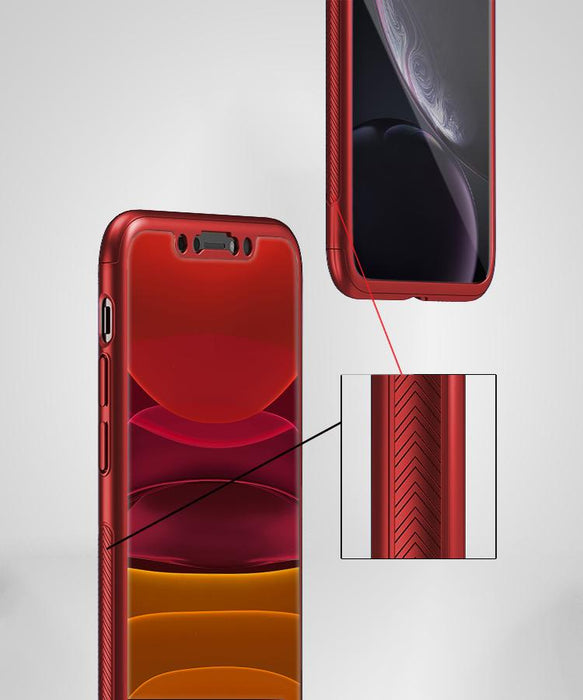 Boîtier rouge Apple iPhone 11 Pro Max