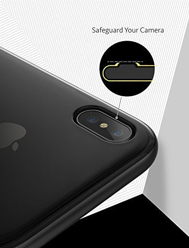 Etui noir Apple iPhone XS