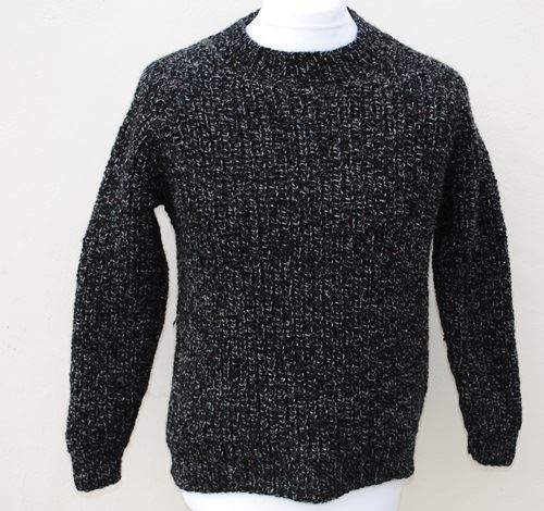 Fisher Rib Wool Jumper