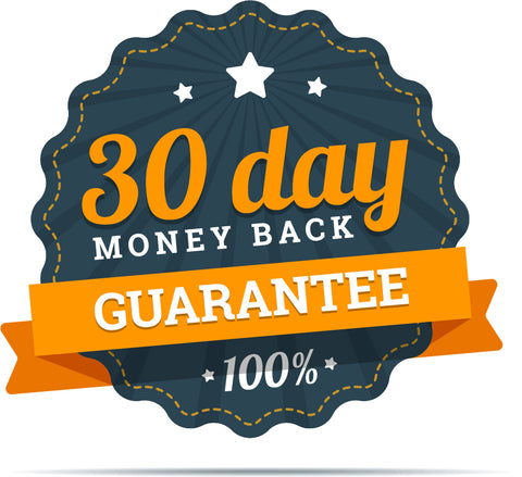 30 days money back guranatee