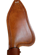 Smooth Leather Western Saddle Fender Replacement Horse Hobble Strap