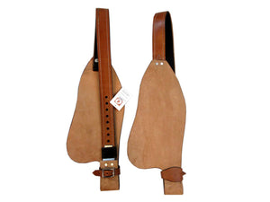 Rough Out Leather Fender Replacement Horse Western Saddle Hobble Strap