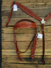 Western Headstall Breast Collar Western Leather Trail Horse