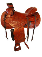working saddle
