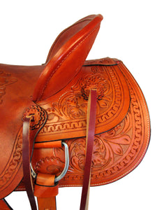 Ranch Wade Saddle Roping Western Cowboy Working Tack Set 15 16 17