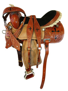 barrel saddle