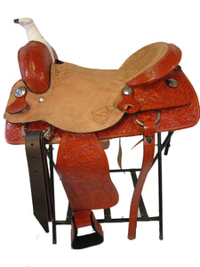 rodeo trail saddle