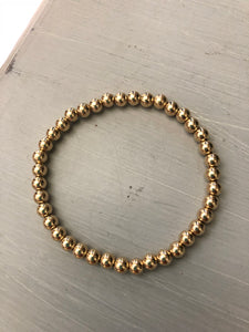 Gold Filled Bracelet - 5mm