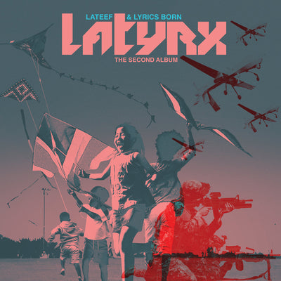 Latyrx - The Second Album - Vinyl Record