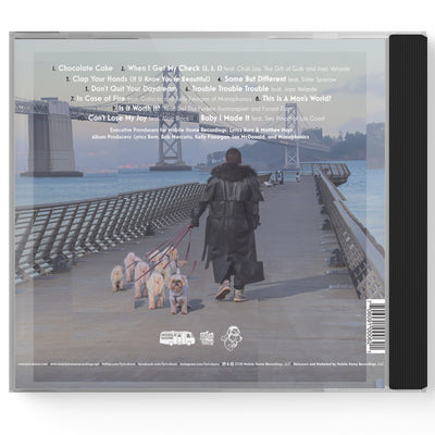 Quite a Life - Compact Disc (CD) - Signed