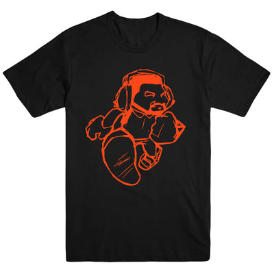 Cartoon Man SF Tee