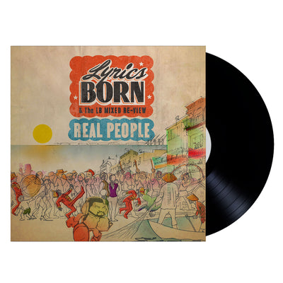 Real People - Vinyl Record