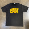 Vintage Latyrx Tee in Black