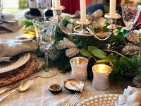 Table Terrain: The Tablescape Made Easy! Make your own tablescape, buy tablescape kits, table decorations for dinner parties