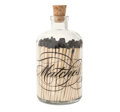 Match Bottle - Apothecary