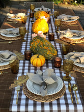 Legends of the Fall Tablescape Kit Harvest Edition-Taupe Napkins