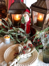 Saint Nick | Table Terrain winter table centerpieces, simple candle centerpieces, inexpensive table centerpieces