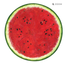 Placemats, Watermelon Paper (Set of 12)