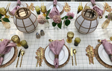 Amber Waves Tablescape Kit