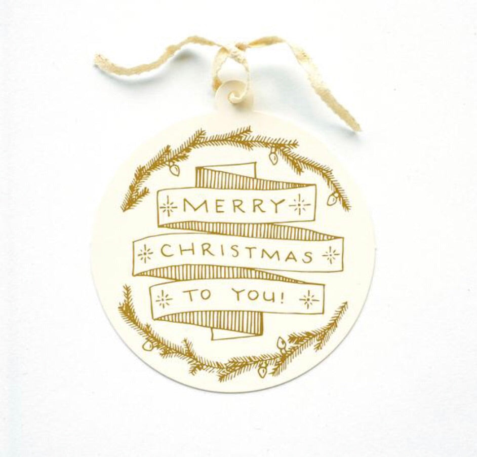 Merry Christmas Gift Tags. | Table Terrain January tablescapes, men's table decorations, kitchen table arrangements