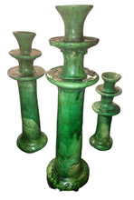 Candleholders, Moroccan (Set of 3)