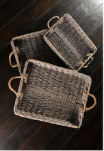 Serving Trays, Willow Rectangle, (Set of 3)