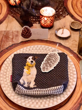 Pinecone Place-cards | Table Terrain build your own tablescape, custom tablescapes, modern table centerpieces, elegant table centerpieces