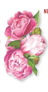 Placecards, Peony (Set of 12)
