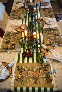 Noel Holiday Tablescape Kit