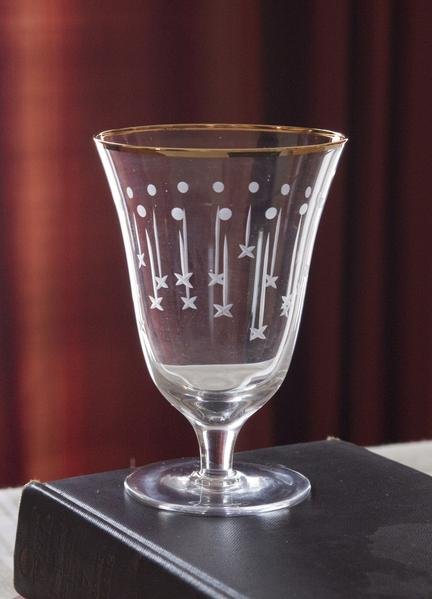 Goblet, Footed Vintage (Set of 6)